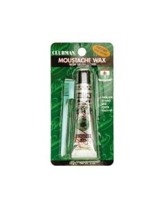 Clubman Pinaud Moustache Wax Chestnut