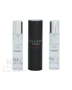 Chanel Allure Homme Sport Giftset 1 120Ml