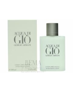 Armani Acqua di Gio Pour Homme After Shave 100 ml