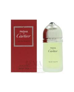 Cartier Pasha de Cartier Eau de Toilette 100 ml