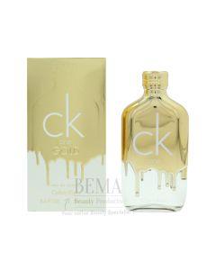 Calvin Klein CK One Gold Eau de Toilette 100 ml