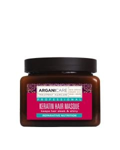 Arganicare Keratin Hair Masque - Argan & Keratin 400 Ml
