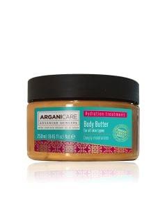 Arganicare Body Butter For All Skin Types 250 Ml