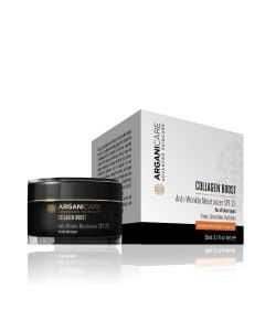 Arganicare Anti Wrinkle Moisturizer Spf25 For All Skin 50 Ml