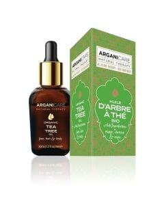 Arganicare 3-1 Tea Tree Organic Oil 30 Ml