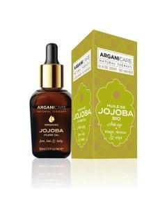 Arganicare 3-1  Jojoba Organic Oil 30 Ml