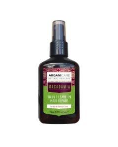 Arganicare 10 - 1 Leave-In Hair Repair - Argan & Macadamia 150 Ml