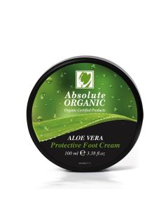 Absolute Organic Protective Foot Cream 100 Ml