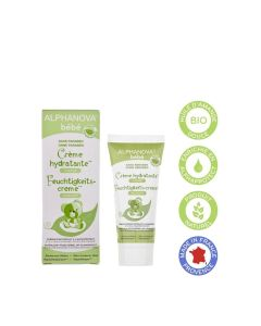 Alphanova Moisturizing Fluid For Mild Dryness Face Body 100Ml
