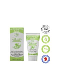 Alphanova Organic Cold Cream 50G