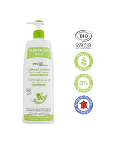 Alphanova Nourishing Foaming Gel  For Atopic Skin 500Ml
