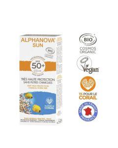 Alphanova Bio Spf 50 Allergische Empfindliche Haut - Waterproof