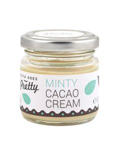 Zoya Goes Pretty Minty Cacao Cream Cold-Pressed & Organic 60G