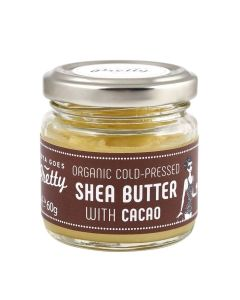 Zoya Goes Pretty Shea & Cacao Butter Cold-Pressed & Organic 60G
