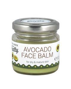 Zoya Goes Pretty Avocado Face Balm 60G