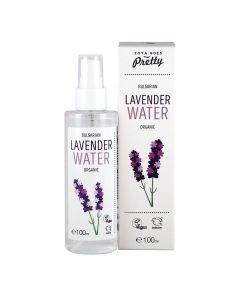 Zoya Goes Pretty Lavender Water Organic 100Ml Bulgaria