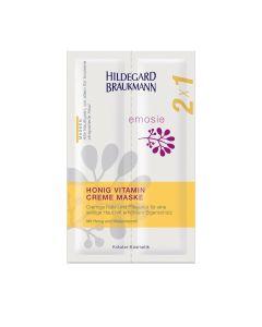 Hildegard Braukmann Emosie Honig Vitamin Creme Maske 2x7 ml