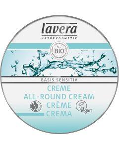 Lavera Basis Sensitiv All-Round Creme/Cream Mini F-D