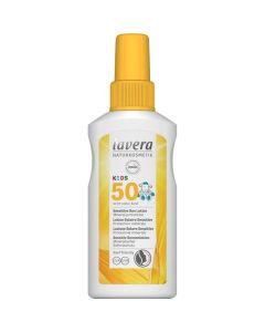 Lavera Zonnebrand/Sun Spray Kids Spf50+ - 100 Ml