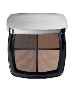 Reviderm Mineral Quattro Eyeshadow (Chocolate Shades)