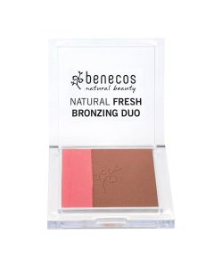 Benecos Natural Fresh Bronzing Duo Ibiza Nights 8G