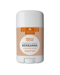 Ben & Anna Vanilla Orchid Natürlicher Soda Deodorant Stick