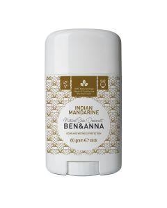 Ben & Anna Indian Madarine Natürlicher Soda Deodorant  Stick