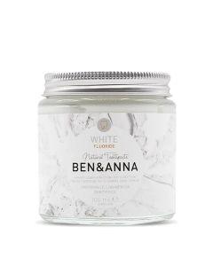 Ben & Anna Toothpaste Whitening With Fluoride 100 Ml