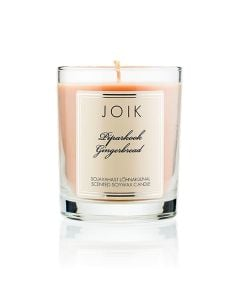 Joik Soywax Scented Candle Gingerbread 145 Gr