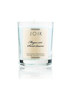 Joik Soywax Scented Candle Sweet Dreams 145 Gr
