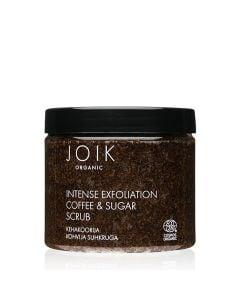 Joik Vegan Intense Exfoliation Coffee & Sugar Scrub 180Gr