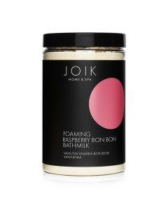 Joik Foaming Raspberry Bon Bon Bath Milk 400Gr