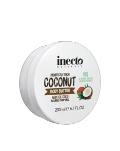 Inecto Naturals Coconut Body Butter 200 Ml