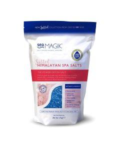 Sea Magik Salted-Himalayan Spa Salts 1Kg
