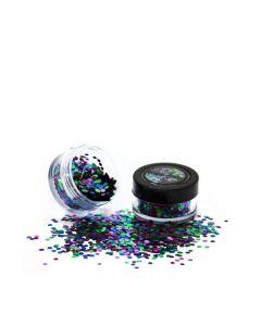 Paintglow Bio Blends Glitter Mixed Parrow 3 G