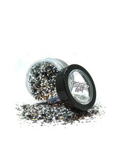 Paintglow Bio Sparkle Glitter Silver 3 G