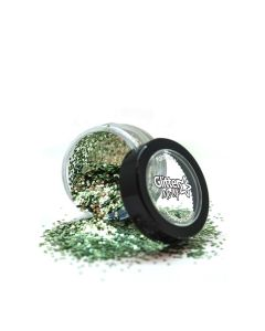 Paintglow Bio Sparkle Glitter Green 3 G