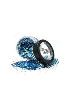 Paintglow Bio Sparkle Glitter Blue 3 G