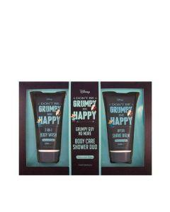 Mad Beauty Disney Don'T Be Grumpy Be Happy Gift Set 2 Pcs
