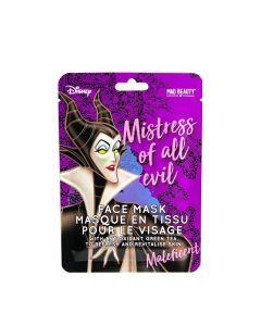 Mad Beauty Disney - Villains - Face Mask Maleficient