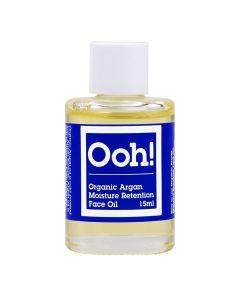 Ooh Oils Of Heaven Organic Argan Moisture Retention Face Oil 15Ml
