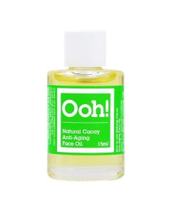 Ooh Oils Of Heaven Natural Cacay Anti-Aging Face Oil 15Ml