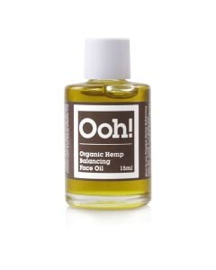 Ooh Oils Of Heaven Natural Organic Hemp Balancing Face Oil 15Ml