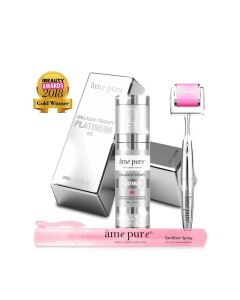 Ame Pure Cit Face Roller Platinum Kit