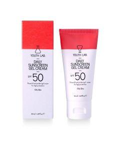 Youth Lab Daily Sunscreen Gel Cream Spf 50 Oily Skin 50Ml