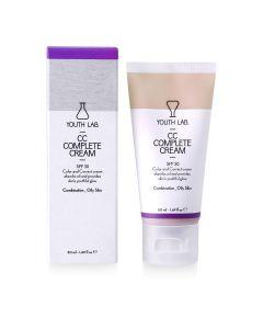 Youth Lab Cc Complete Cream Spf 30 Oily Skin 50Ml