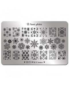 B. Loves Plates Let It Snow