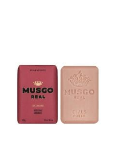 Musgo Real Body Soap Spiced Citrus - 160Gr