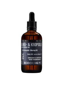 Ecooking Men Beard & Body Oil