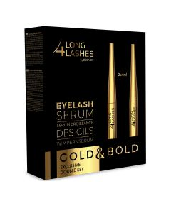 Long4Lashes Gold Double Set 2020